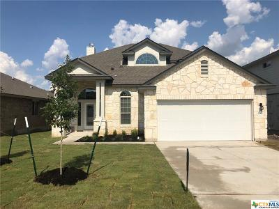 Belton Single Family Home For Sale: 5329 Cicero Drive