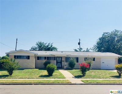 Killeen Single Family Home For Sale: 1400 Wheeler Avenue