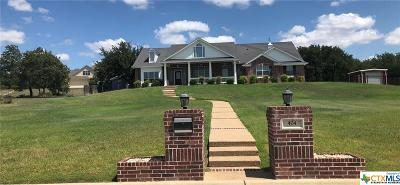 Coryell County Single Family Home For Sale: 404 Riata