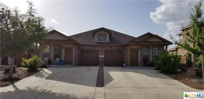 New Braunfels Multi Family Home For Sale: 557 & 561 Creekside Circle