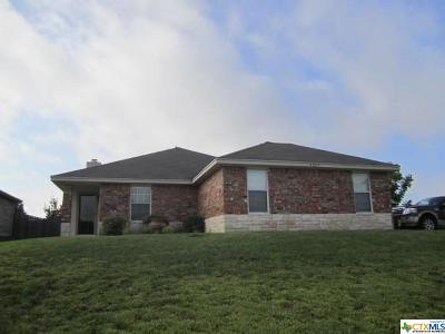 Temple Single Family Home For Sale: 4807 Stonehaven Drive