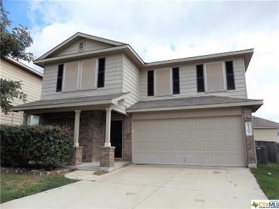 Killeen Single Family Home For Sale: 9302 Bellgrove Court