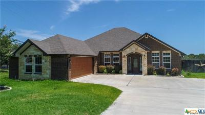 Harker Heights Single Family Home For Sale: 3944 Bella Vista