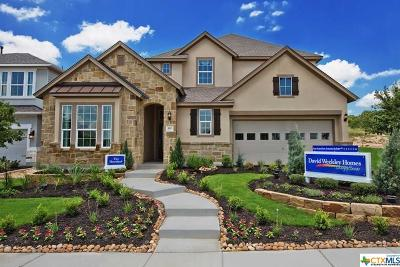 New Braunfels Single Family Home For Sale: 922 Hi Path Way