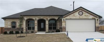 Killeen Single Family Home For Sale: 5904 La Roea