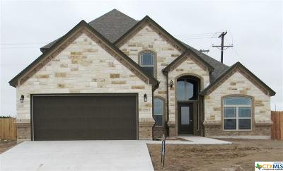 Killeen Single Family Home For Sale: 5914 La Roea