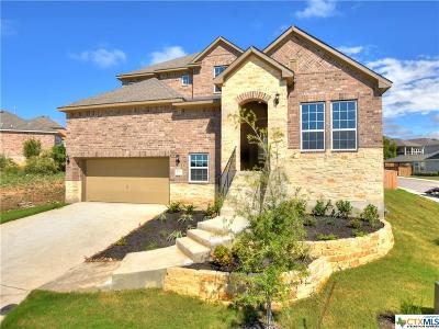 New Braunfels Single Family Home For Sale: 616 Treetop Pass