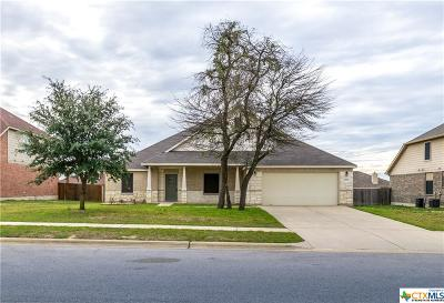 Killeen Single Family Home For Sale: 5620 Calc Stone Drive