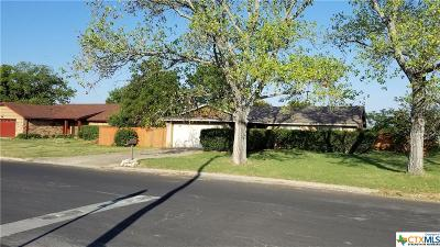 Harker Heights Single Family Home For Sale: 1500 Antelope Trail