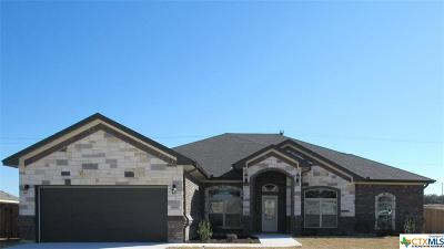 Killeen Single Family Home For Sale: 8606 Grand Oaks