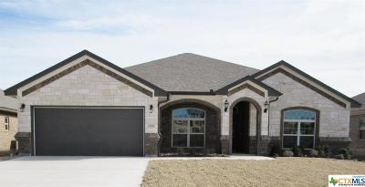 Killeen Single Family Home For Sale: 8700 Grand Oaks