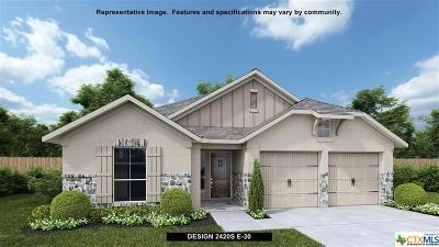 San Antonio Single Family Home For Sale: 2228 Elysian Trail