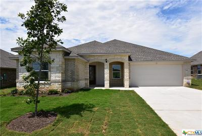 Killeen Single Family Home For Sale: 6117 Verde Drive