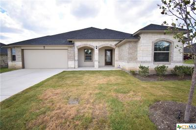 Killeen Single Family Home For Sale: 7601 Melanite Drive