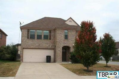 Temple Single Family Home For Sale: 433 Starview