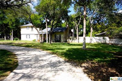Salado Single Family Home For Sale: 600 Whispering Oaks