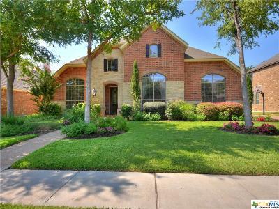 Round Rock Single Family Home For Sale: 1116 Waimea