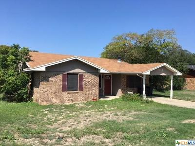 Harker Heights Single Family Home For Sale: 1413 Indian Trail