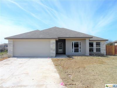 Temple TX Single Family Home Pending: $182,000
