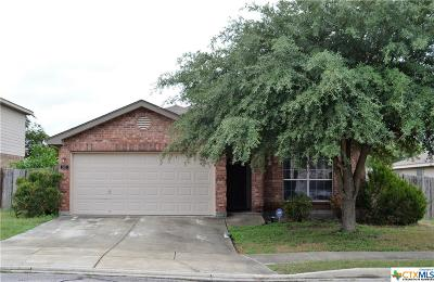New Braunfels Single Family Home For Sale: 305 Ibis Falls