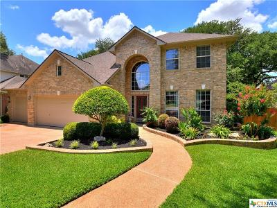 Round Rock Single Family Home For Sale: 1320 Becca Teal