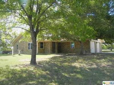 Temple Single Family Home For Sale: 7390 Little Mexico Road