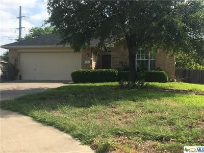 Round Rock Single Family Home For Sale: 212 N Crossing