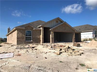 Temple TX Single Family Home Pending: $214,900