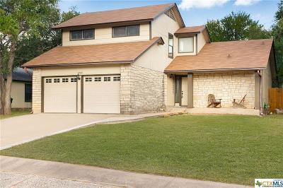 San Marcos Single Family Home For Sale: 1922 Ramona Cir