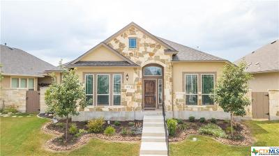 New Braunfels Single Family Home For Sale: 2218 Pecan Villa