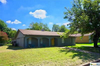 McLennan County Single Family Home For Sale: 813 Kipling