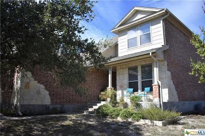 Lampasas Single Family Home For Sale: 326 Sunrise Hills