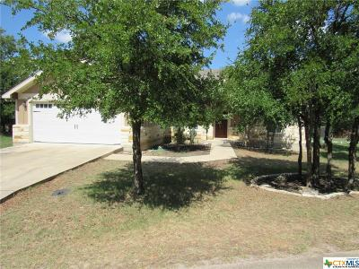 Belton Single Family Home For Sale: 1 Armadillo Circle