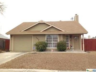 Harker Heights, Killeen, Temple Rental For Rent: 3805 Holbert Drive