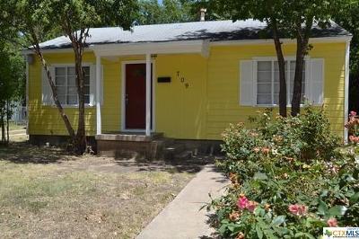 Harker Heights, Killeen, Temple Rental For Rent: 709 Northside Drive