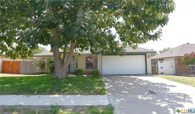 Bell County Single Family Home For Sale: 3600 Crescent