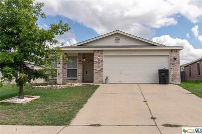 Killeen Single Family Home For Sale: 5510 Orts Drive