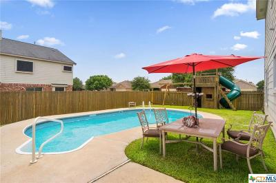 Round Rock Single Family Home For Sale: 901 Mohican