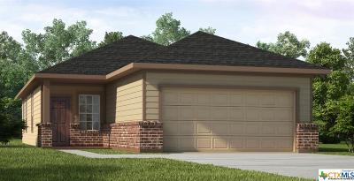 New Braunfels Single Family Home For Sale: 113 Buttercup Bend