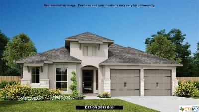 New Braunfels Single Family Home For Sale: 1150 Thicket Lane