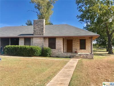 Milam County Single Family Home For Sale: 5787 E Fm 485