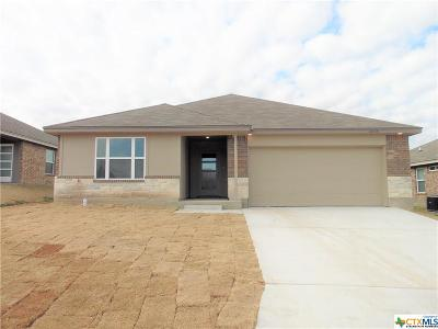 Temple TX Single Family Home For Sale: $161,900