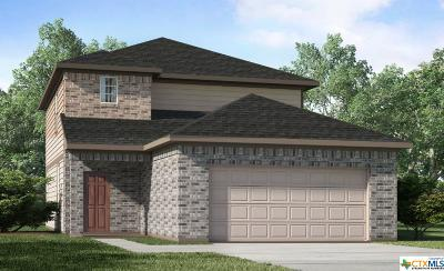 New Braunfels Single Family Home For Sale: 178 Buttercup Bend