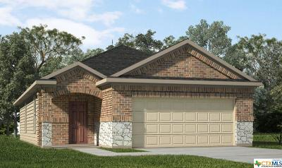 New Braunfels Single Family Home For Sale: 109 Buttercup Bend