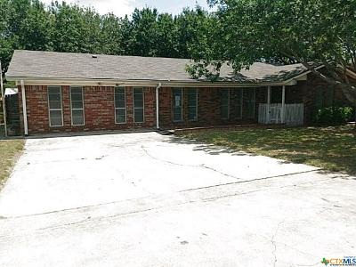 Killeen Single Family Home For Sale: 1910 Kirk Ave
