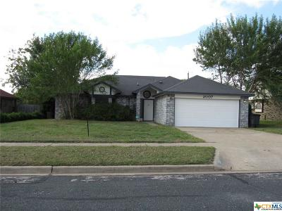 Killeen Single Family Home For Sale: 2007 Sundown