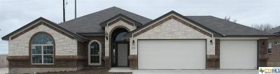 Killeen Single Family Home For Sale: 5902 La Roea