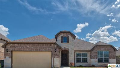 Killeen Single Family Home For Sale: 6210 Alabaster Drive