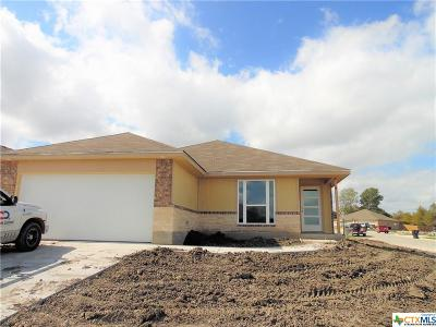 Temple TX Single Family Home Pending: $155,800