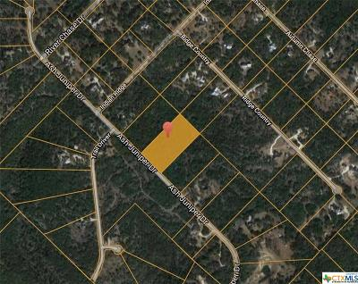 New Braunfels Residential Lots & Land For Sale: 359 Ash Juniper